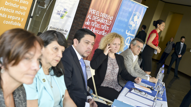 © Tigo-hosted Child Online Protection workshop, Costa Rica