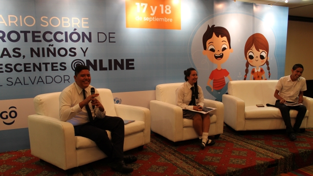 © TIGO Child Online Protection workshops
