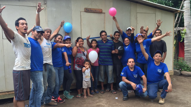 © TIGO El Salvador in partnership with NGO TECHO